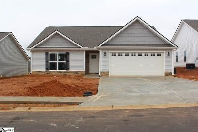 Fountain Inn Single Family Home Contingency Contract: 301 Catterick