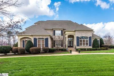 Simpsonville Single Family Home Contingency Contract: 2 Peters Creek