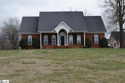 Inman Single Family Home For Sale: 113 Wilkins
