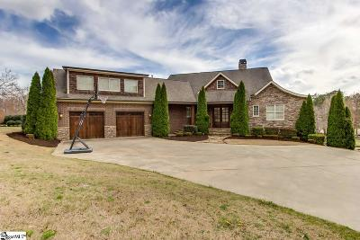 Easley Single Family Home For Sale: 220 Pine Ridge