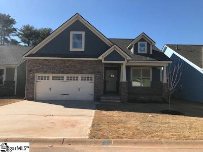 Easley Single Family Home For Sale: 225 Henrydale