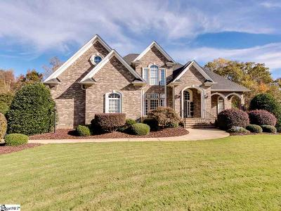 Inman Single Family Home For Sale: 415 Lions Paw