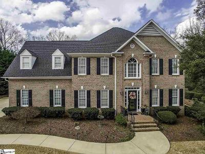 Spartanburg Single Family Home Contingency Contract: 452 S Oakley