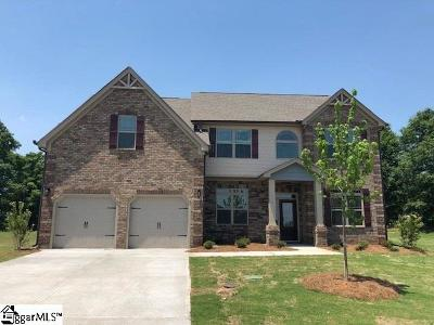 Kings Crossing Single Family Home For Sale: 204 Greengate