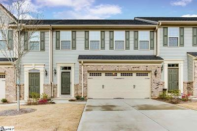 Greenville County Condo/Townhouse For Sale: 103 Middleby