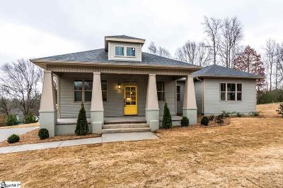 Travelers Rest Single Family Home Contingency Contract: 107 Farmview #29