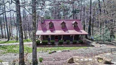 Easley Single Family Home For Sale: 2024 Mount Tabor Church