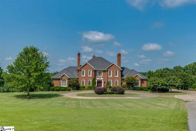 Inman Single Family Home For Sale: 424 Jordan Creek