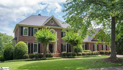 Greer Single Family Home For Sale: 903 Thornblade