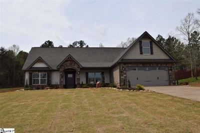 Boiling Springs Single Family Home For Sale: 476 Abberly