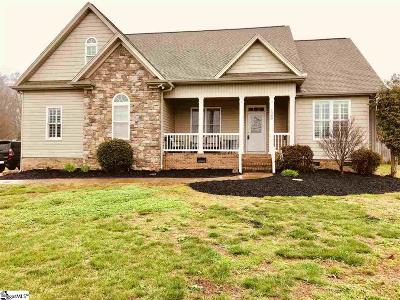 Boiling Springs Single Family Home For Sale: 1088 Corie Crest
