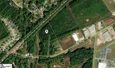 Greer Residential Lots & Land For Sale: 5616 Suber Mill