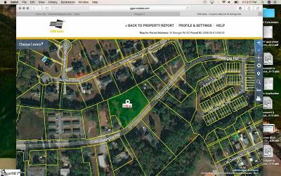 Simpsonville Residential Lots & Land For Sale: W Georgia