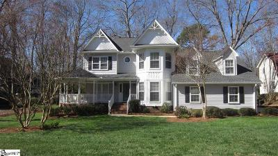 Greer Single Family Home Contingency Contract: 103 Ansley