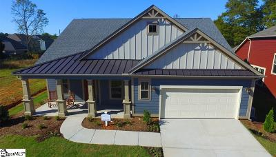 Taylors Single Family Home For Sale: 240 Coronet