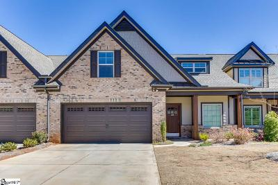 Greer Condo/Townhouse Contingency Contract: 419 Welsh Poppy