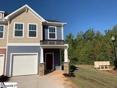 Simpsonville Condo/Townhouse For Sale: 31 Timber Oak