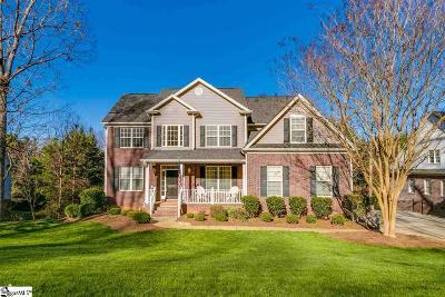 Easley Single Family Home For Sale: 712 Shefwood