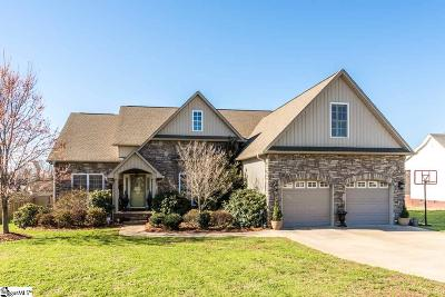 Boiling Springs Single Family Home Contingency Contract: 1044 Corie Crest