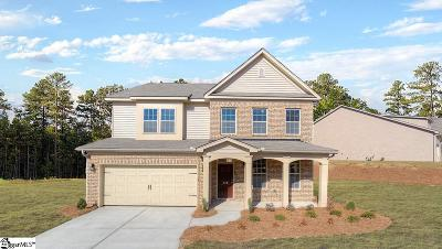Piedmont Single Family Home For Sale: 423 Brandybuck
