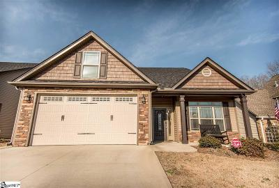 Boiling Springs Single Family Home For Sale: 411 Pierview