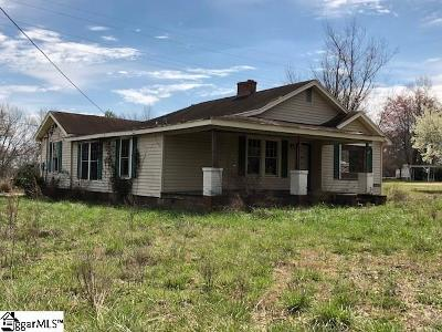 Donalds Single Family Home For Sale: 295 W Main