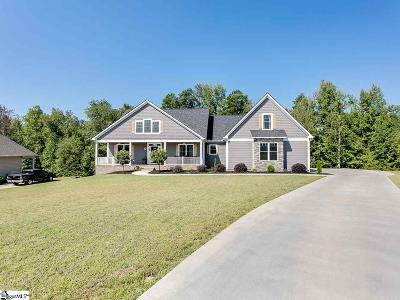 Greer Single Family Home Contingency Contract: 216 Clearridge
