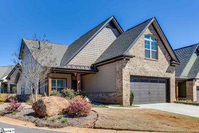 Greer Condo/Townhouse For Sale: 415 Welsh Poppy