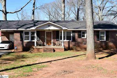 Anderson Single Family Home Contingency Contract: 3003 Sunset Forest