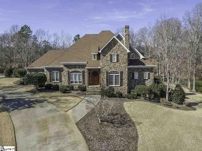 Greenville County Single Family Home For Sale: 24 White Crescent