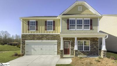 Simpsonville Single Family Home For Sale: 401 Coral Creek #1