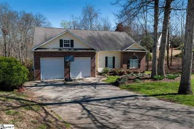 Spartanburg Single Family Home For Sale: 220 Stone Oak