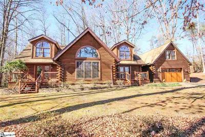 Easley Single Family Home For Sale: 215 Bowen