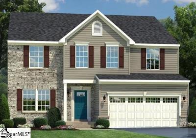 Greer Single Family Home For Sale: 49 Lovvorn