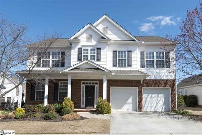 Greenville County Single Family Home For Sale: 340 Surrywood