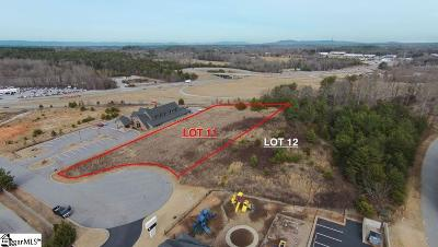 Easley Residential Lots & Land For Sale: Southern Center
