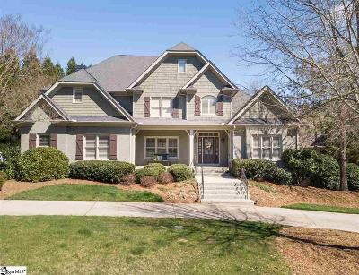 Greenville Single Family Home Contingency Contract: 18 Norman