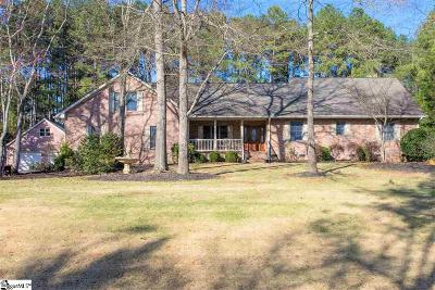 Greer Single Family Home Contingency Contract: 6 Cherry Field