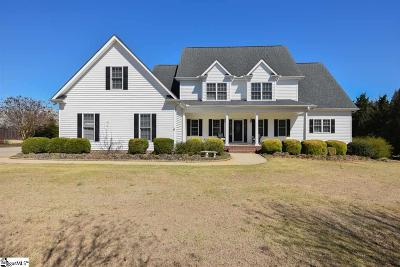 Greer Single Family Home Contingency Contract: 1045 Owens