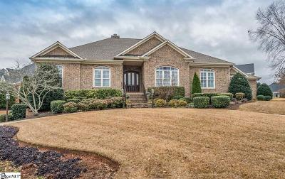 Greer Single Family Home Contingency Contract: 1 Penny Meadow