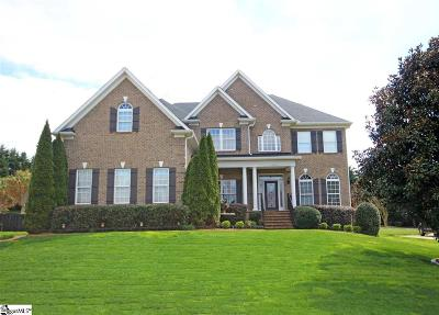Greenville County Single Family Home Contingency Contract: 70 Griffith Creek