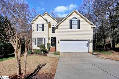 Mauldin Single Family Home Contingency Contract: 6 Trailstream