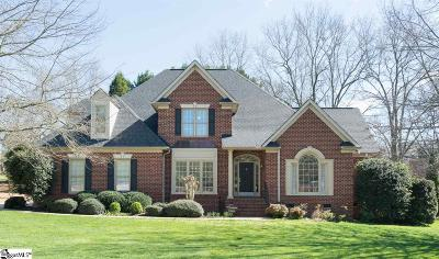 Simpsonville Single Family Home Contingency Contract: 104 River Walk