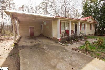Piedmont Single Family Home Contingency Contract: 8 Pine Burr