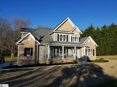 Greenville Single Family Home For Sale: 2400 Old Parker