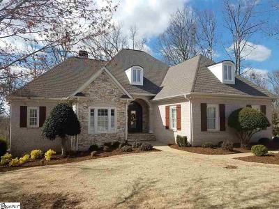 Simpsonville Single Family Home Contingency Contract: 509 Whetstone