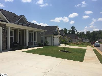 Simpsonville SC Single Family Home For Sale: $252,900