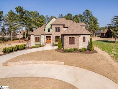 Inman Single Family Home For Sale: 448 World Tour