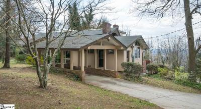 Greenville Single Family Home For Sale: 230 Lake Circle