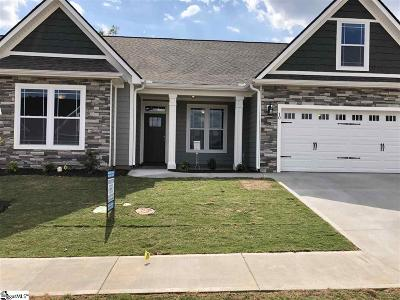 Simpsonville Single Family Home For Sale: 10 Marshfield